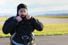 Fotograf Kamerasicherung für Helikopters